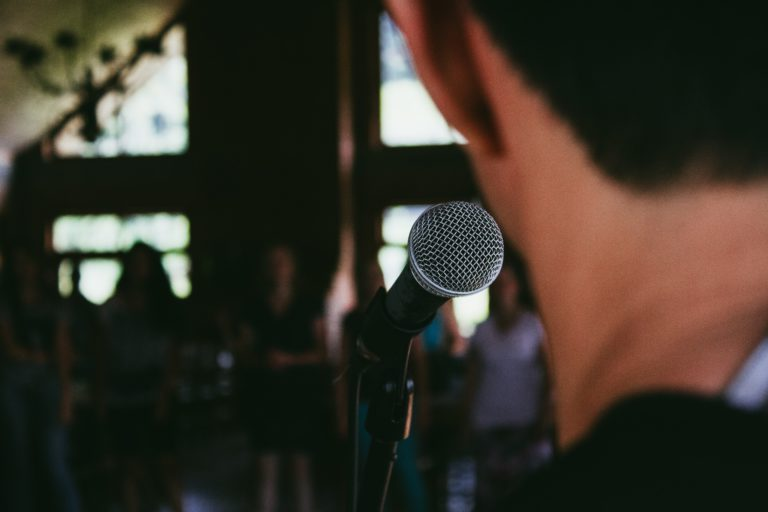 Speaking Voice: How to improve it