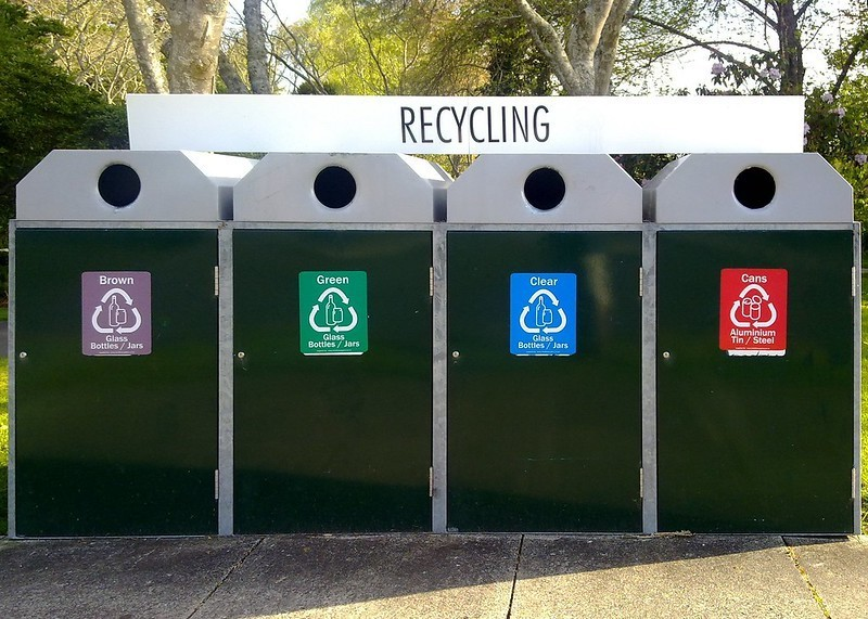 Recycling recent topic – problem and solution