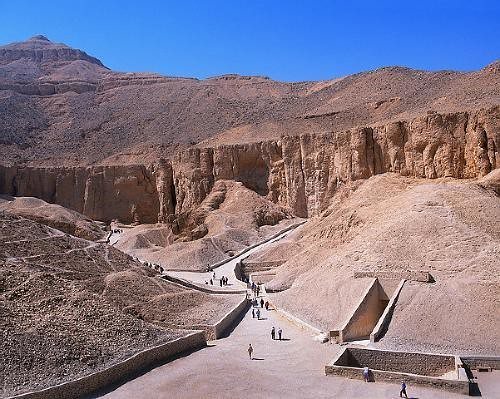 Reading passage 2 – The Step Pyramid of Djoser